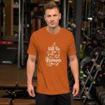 Joshua 1:9 (I Will Be Here) T-Shirt