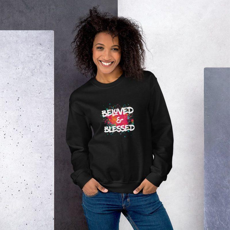 Beloved and Blessed Sweatshirt