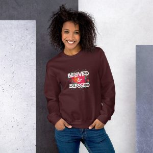 Beloved and Blessed Sweatshirt