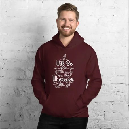 Men Hoodies Hero