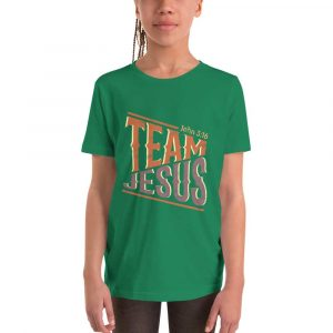 Team Jesus Youth T-Shirt