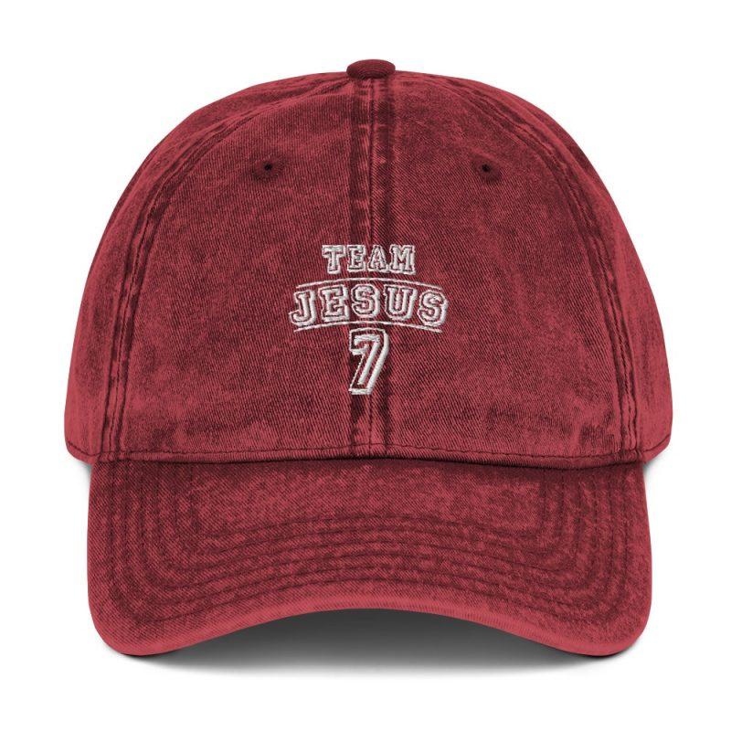 Team Jesus Baseball Cap