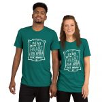 You are the Seal (Song of Solomon 8:6) Couple T-shirt