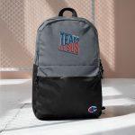 Team Jesus Backpack (Embroidered)