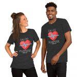 Called According to His Purpose (Romans 8:28) Unisex T-Shirt