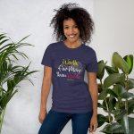 Proverbs 31:10 Worth Far More than Rubies Women Shirt