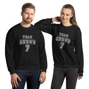 Team Jesus Unisex Sweatshirt